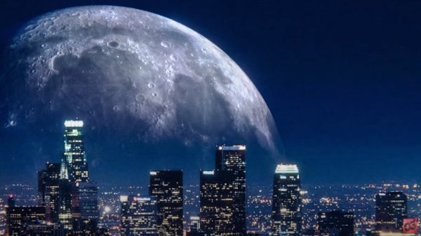 Create the MOON in Photorealistic 3D
