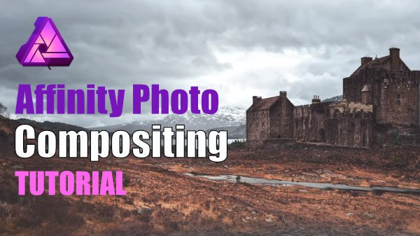 affinity photo compositing tutorial