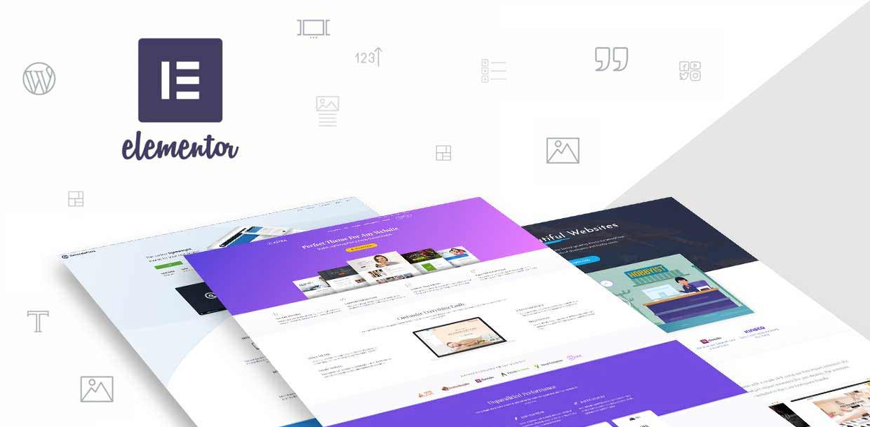 elementor compatible themes