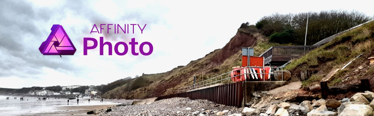 get started with affinity photo